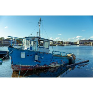 Old boat | Galway